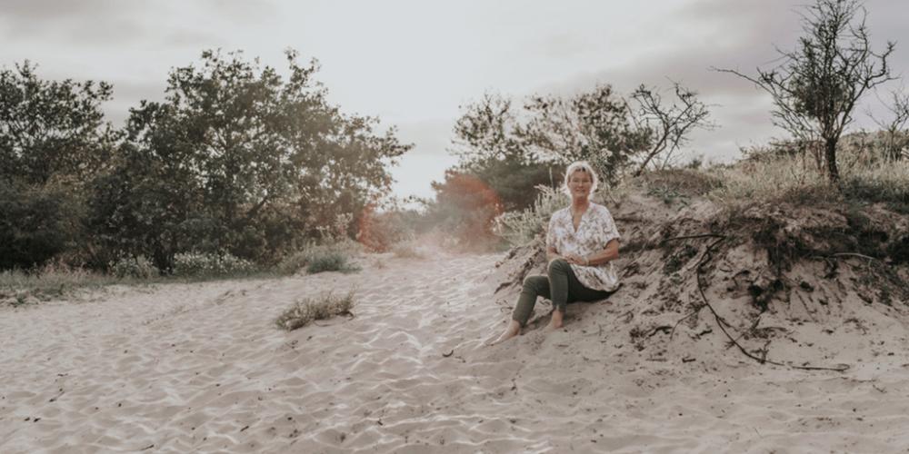 Arjane in de Duinen